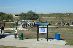 dog park in san antonio